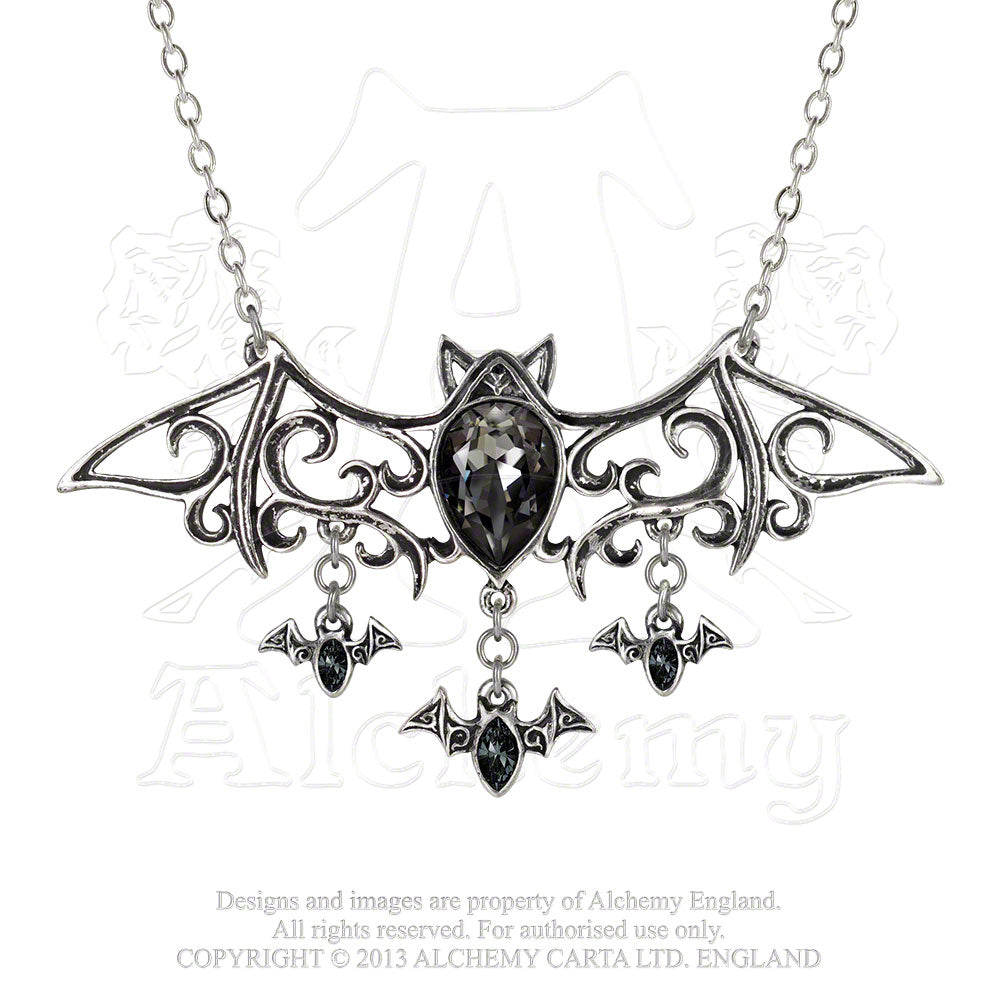 Alchemy Gothic Viennese Nights Necklace - Gothic Spirit