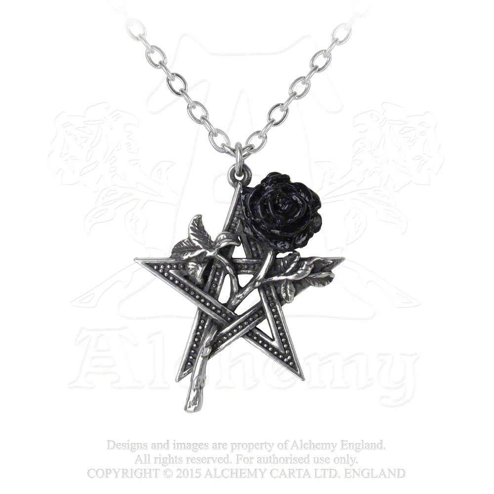 Alchemy Gothic Ruah Vered Pendant from Gothic Spirit