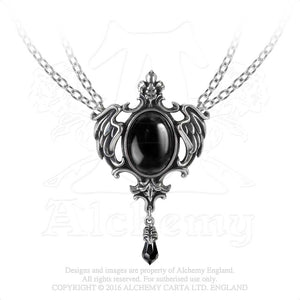 Alchemy Gothic Seraph of Light Necklace - Gothic Spirit