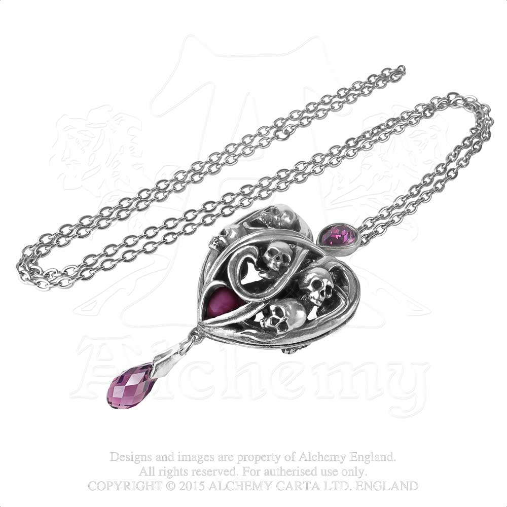 Alchemy Gothic Keepers of the Tyrian Necklace from Gothic Spirit