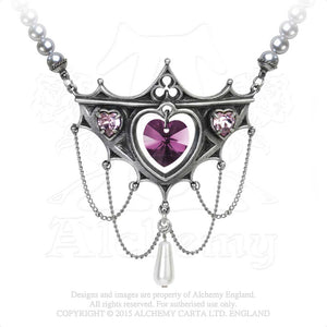 Alchemy Gothic Elizabethan Court Necklace from Gothic Spirit