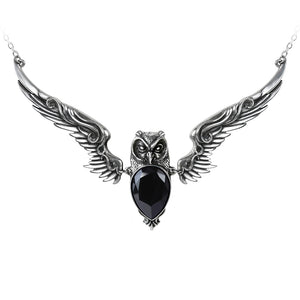 Alchemy Gothic Stryx Necklace from Gothic Spirit