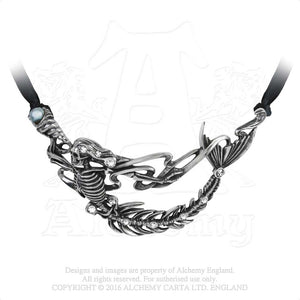 Alchemy Gothic The Shadow Of Zennor Necklace - Gothic Spirit