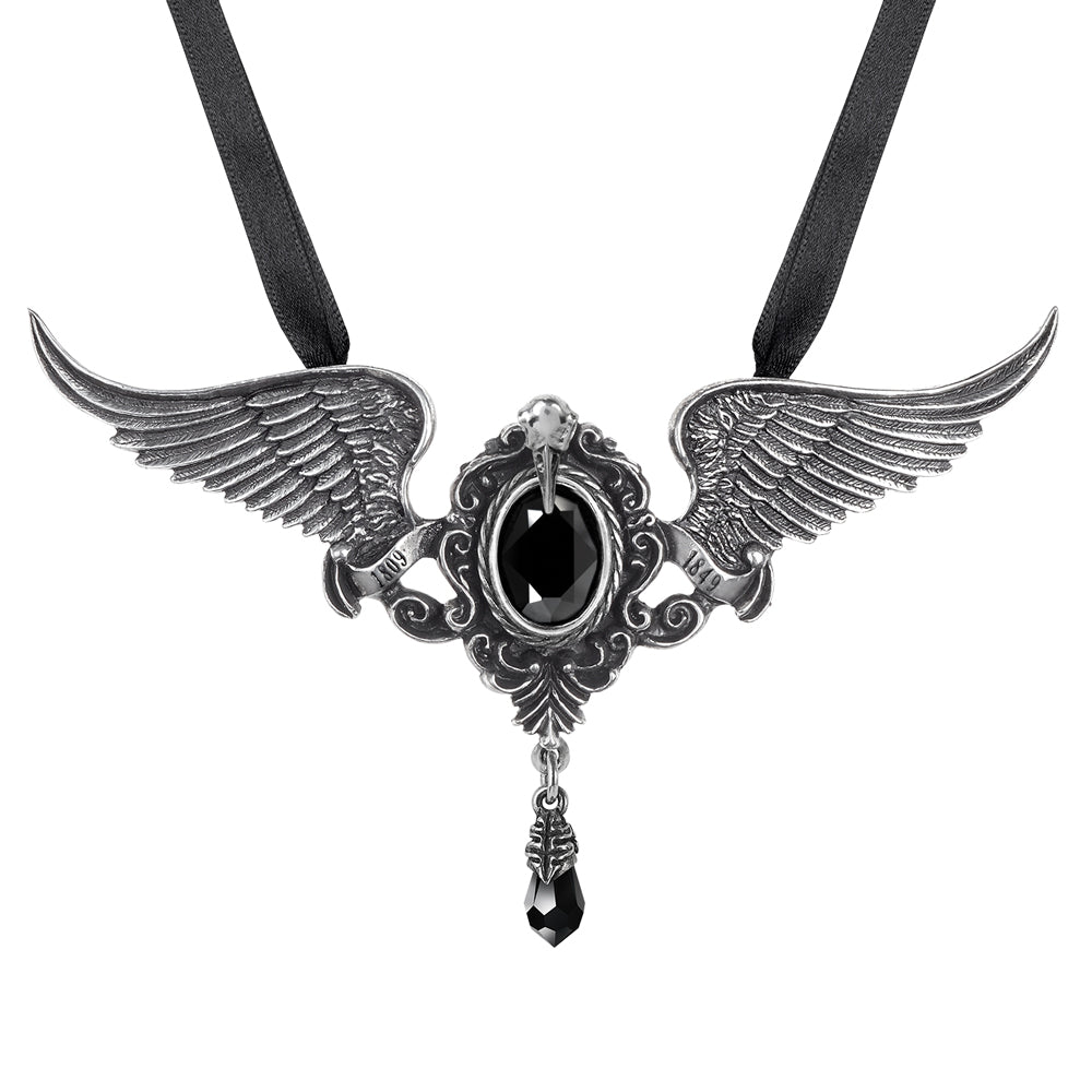 Alchemy Gothic My Soul From The Shadow Necklace from Gothic Spirit