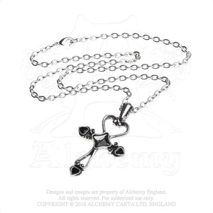 Alchemy Gothic Amourankh Necklace - Gothic Spirit