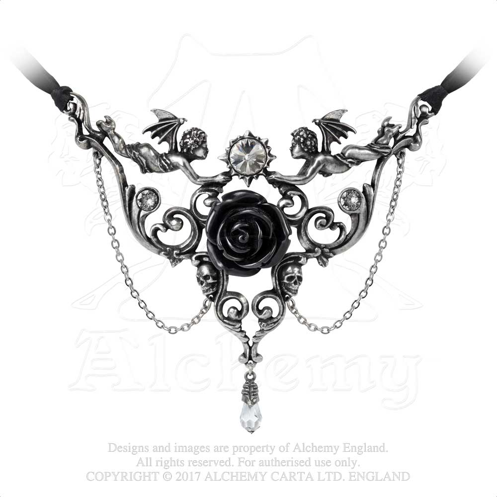 Alchemy Gothic Mesukmus Necklace - Gothic Spirit