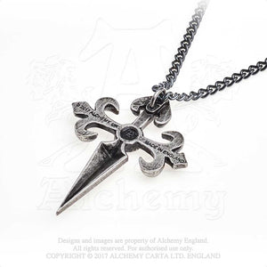 Alchemy Gothic Santiago Cross Pendant from Gothic Spirit