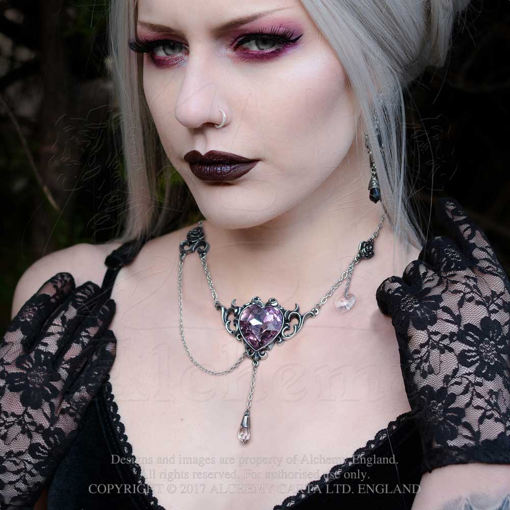 Alchemy Gothic Countess Kamila Necklace from Gothic Spirit