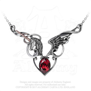 Alchemy Gothic The Maiden's Conquest Necklace from Gothic Spirit