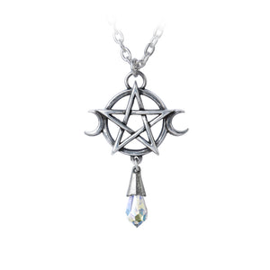 Alchemy Gothic Goddess Pendant from Gothic Spirit