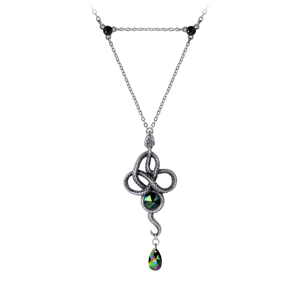 Alchemy Gothic Tercia Serpent Pendant from Gothic Spirit