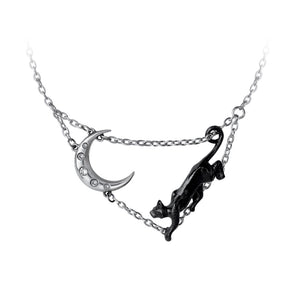 Alchemy Gothic Minnaloushe Necklace from Gothic Spirit