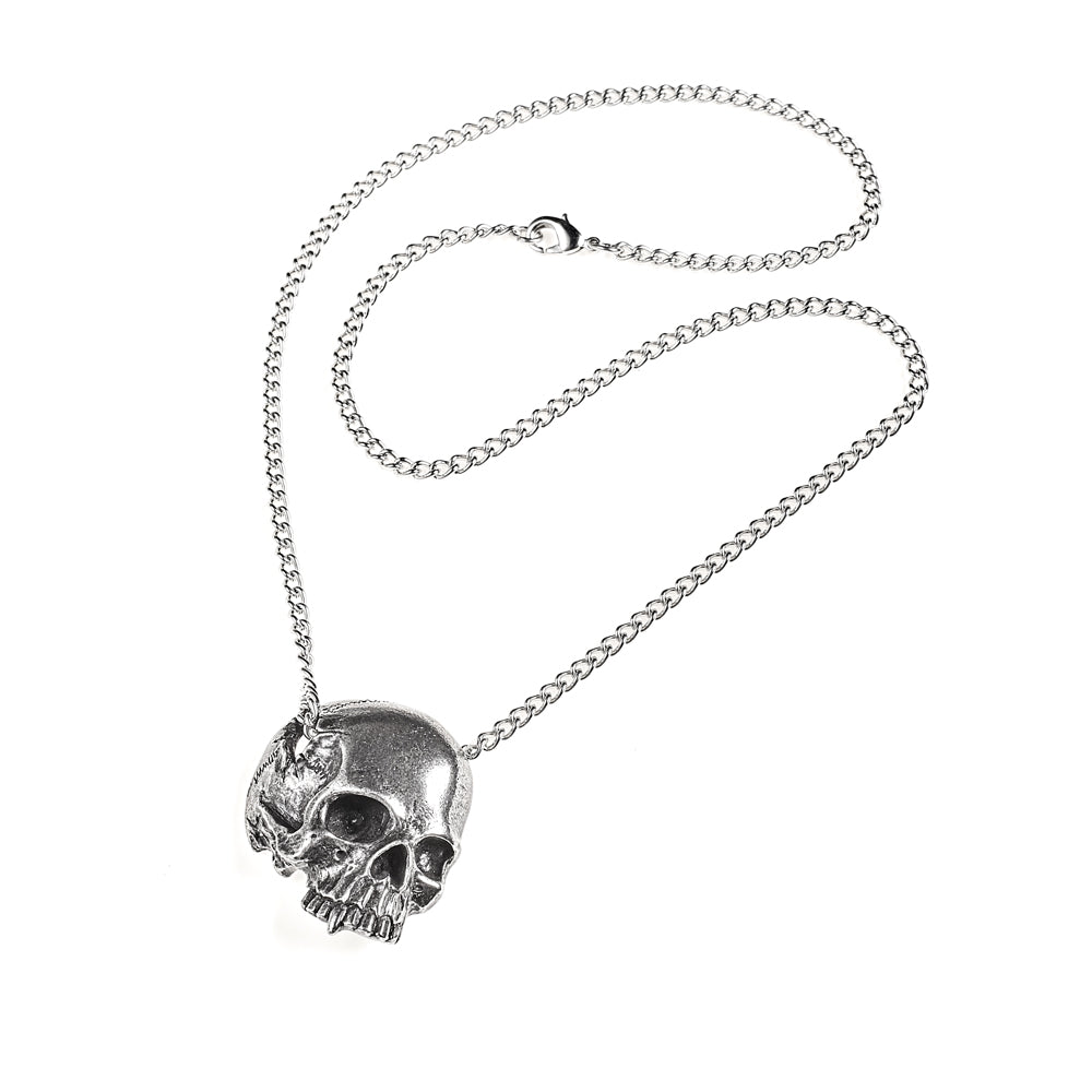 Alchemy Gothic Remains Pendant from Gothic Spirit