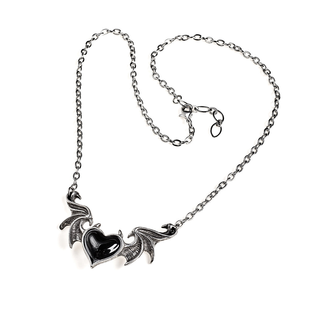Alchemy Gothic Blacksoul Pendant from Gothic Spirit