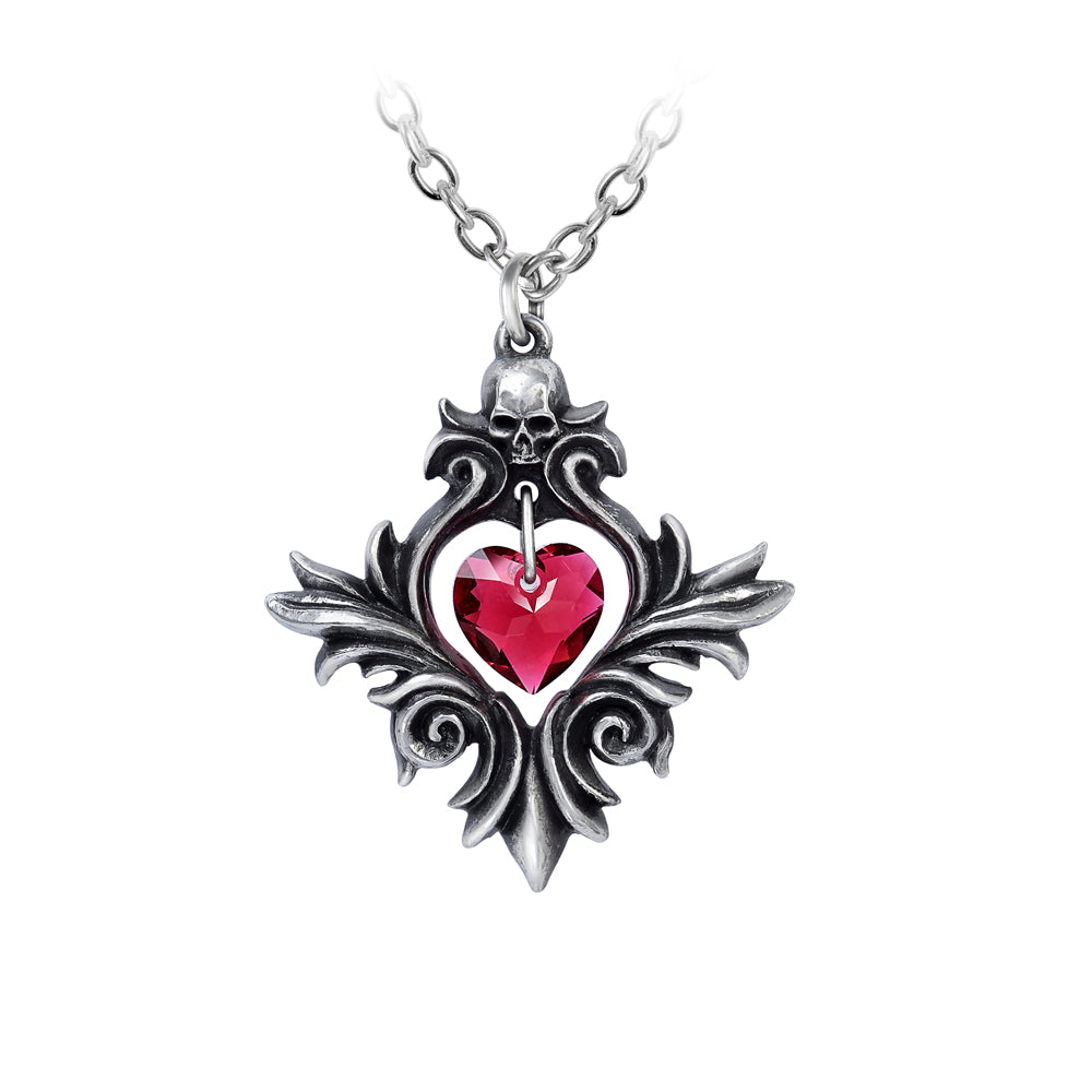 Alchemy Gothic Bouquet of Love Pendant from Gothic Spirit