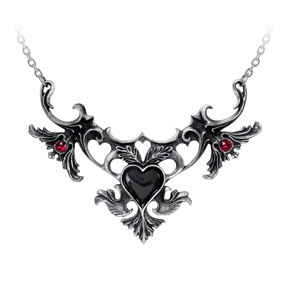 Alchemy Gothic Mon Amour de Soubise Necklace from Gothic Spirit