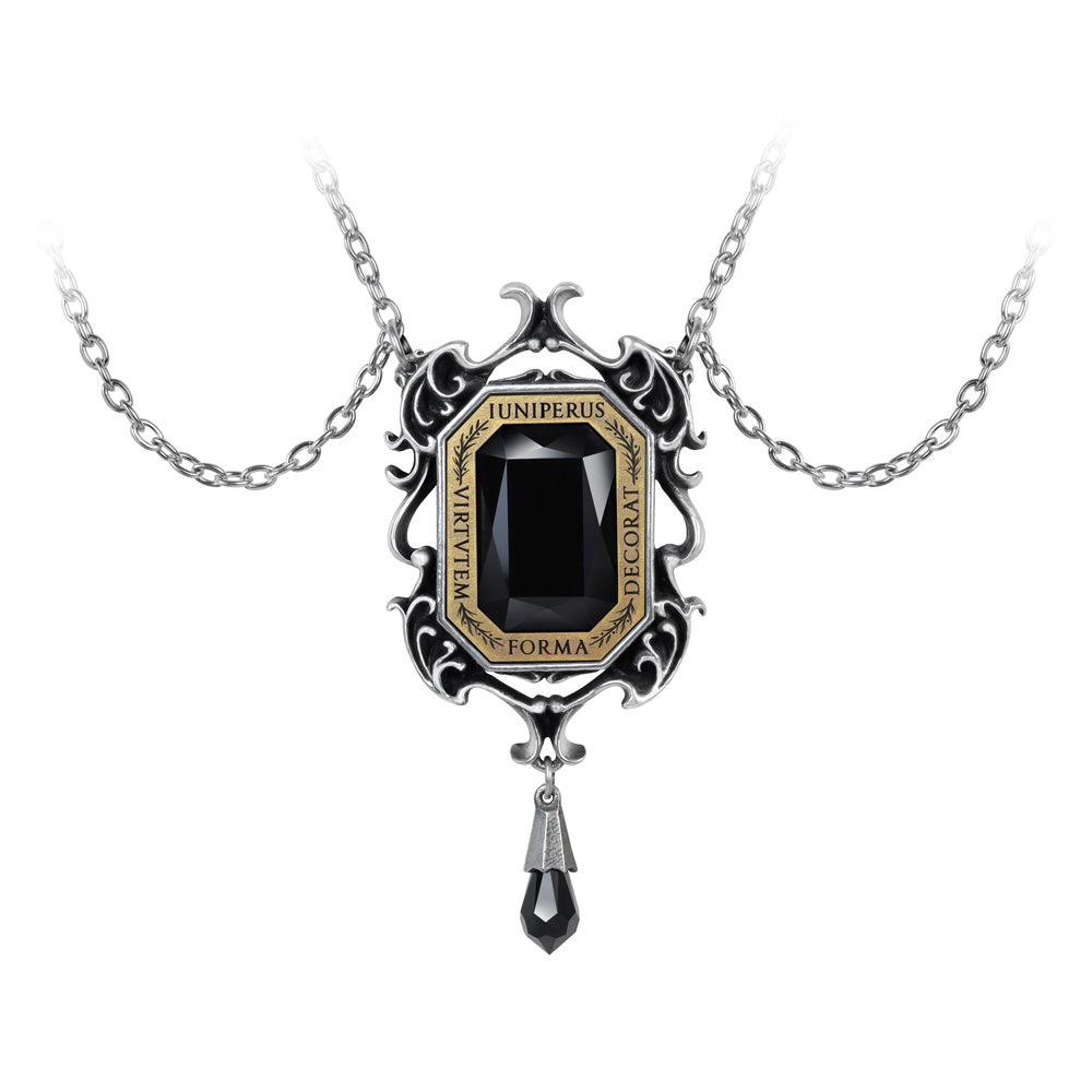 Alchemy Gothic Baroque Beauty Necklace from Gothic Spirit