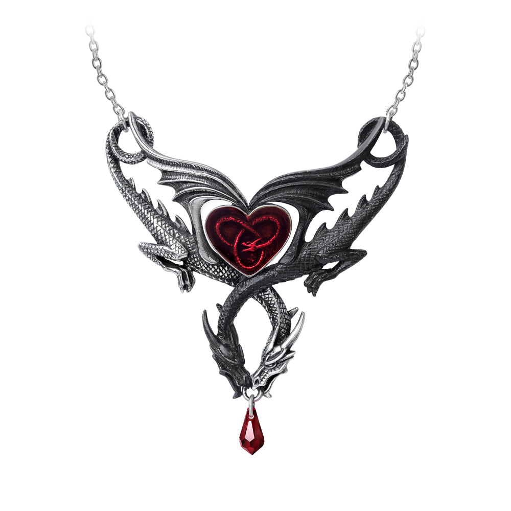 Alchemy Gothic The Confluence of Opposites Pendant from Gothic Spirit