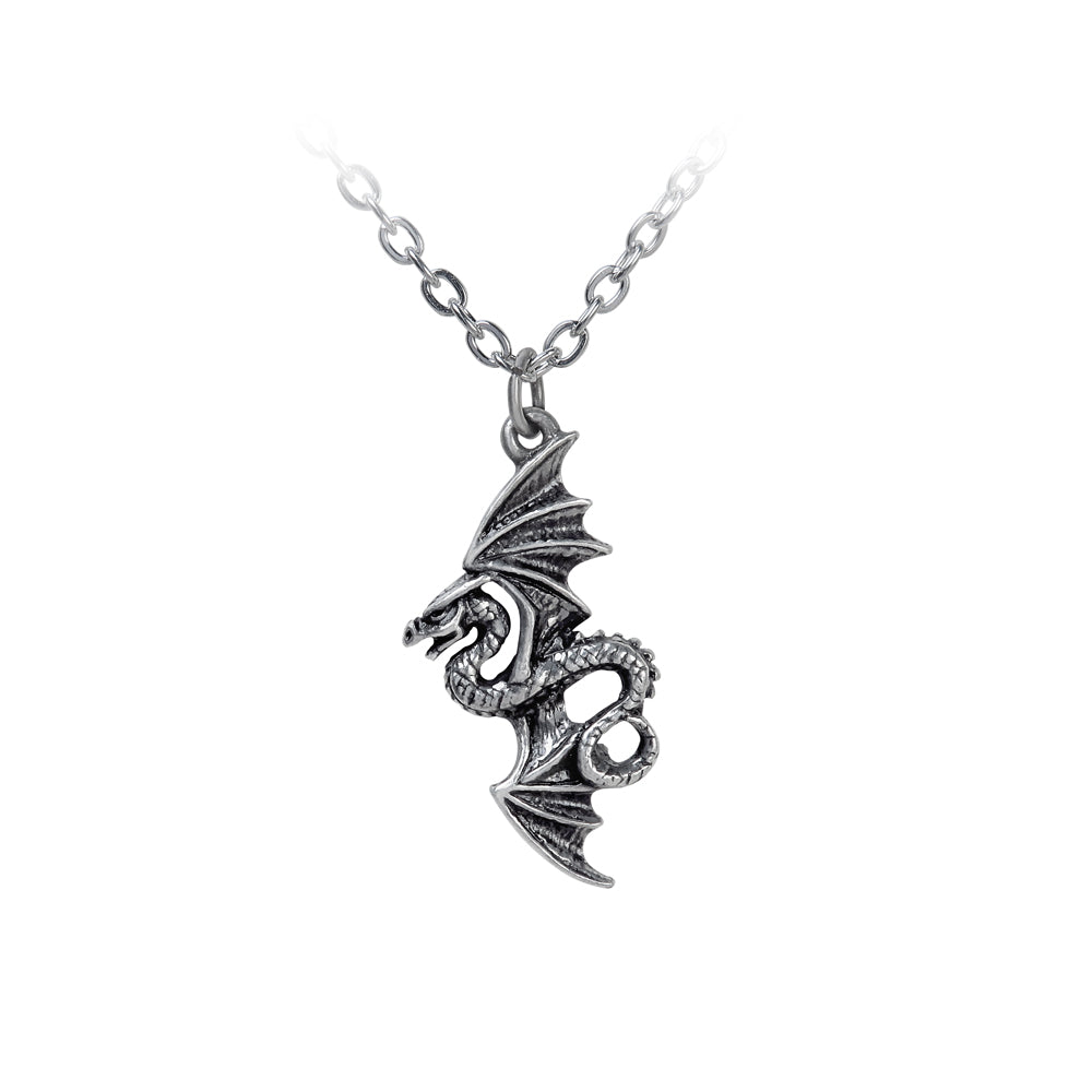 Alchemy Gothic Flight of Airus Pendant from Gothic Spirit