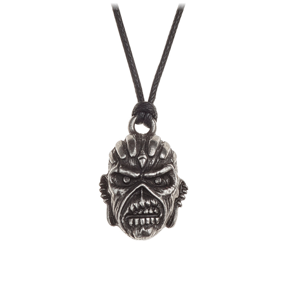 Alchemy Rocks Iron Maiden: Book Of Souls, Eddie Pendant - Gothic Spirit