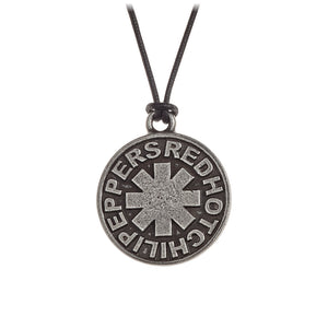 Alchemy Rocks Red Hot Chilli Peppers: Asterisk circle Pendant from Gothic Spirit