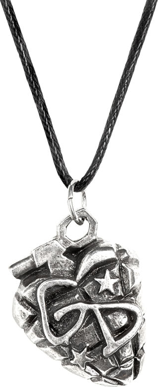 Alchemy Rocks Green Day Grenade Pendant from Gothic Spirit
