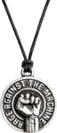 Alchemy Rocks Rage Against The Machine Fist Pendant from Gothic Spirit