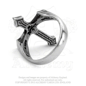 Alchemy Gothic In Memoriam Ring from Gothic Spirit