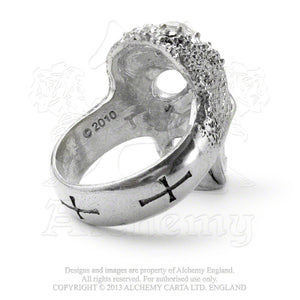 Alchemy Gothic Victoria's Glad-Rocks Ring from Gothic Spirit