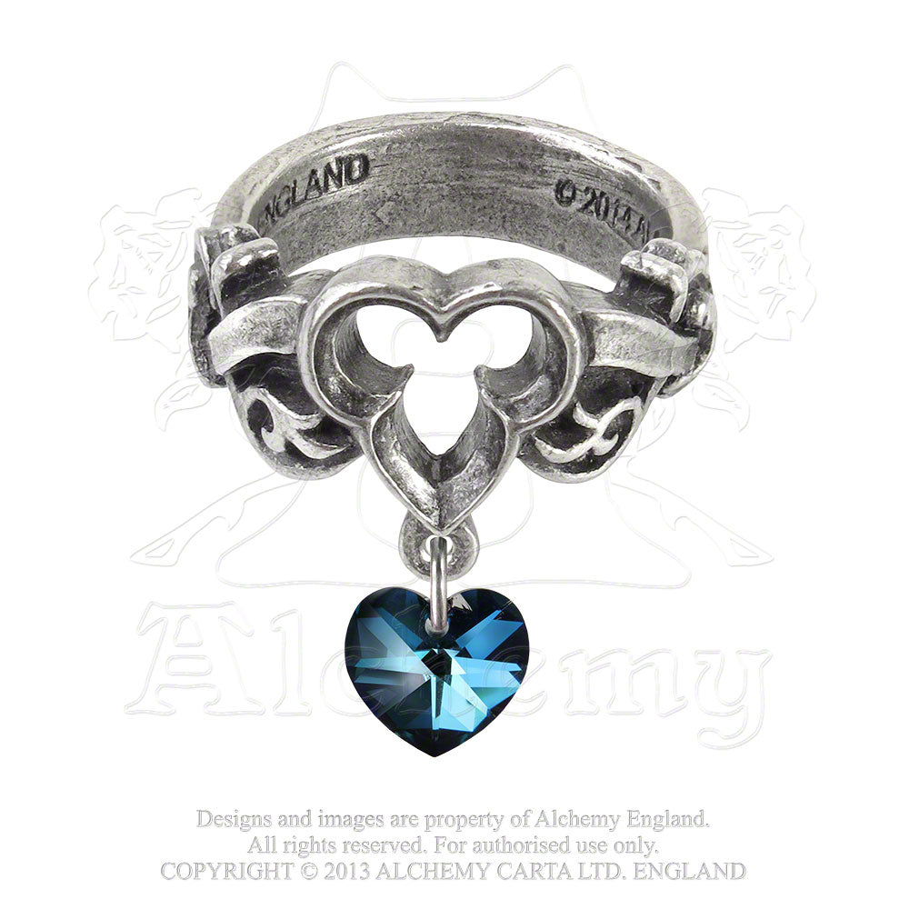 Alchemy Gothic The Dogaressa's Last Love Ring - Gothic Spirit