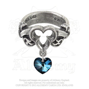 Alchemy Gothic The Dogaressa's Last Love Ring from Gothic Spirit