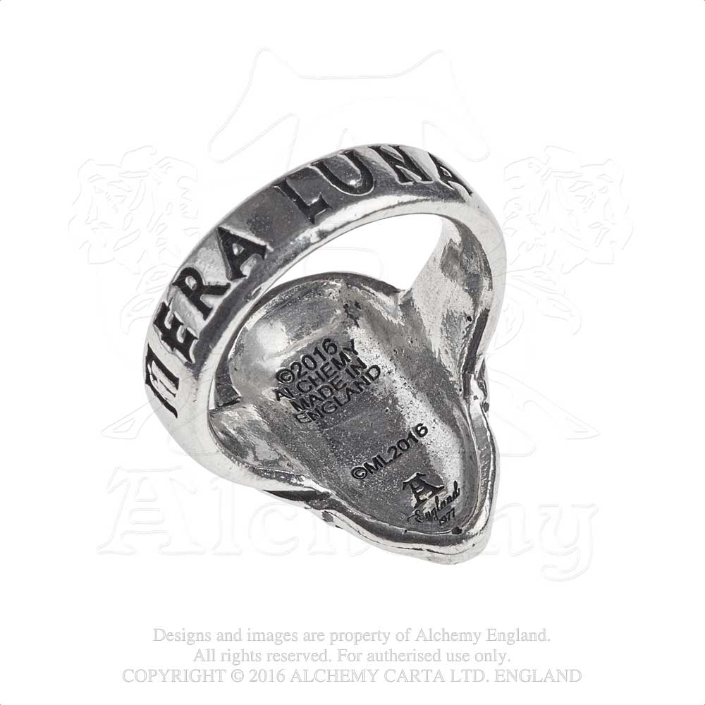 Alchemy Gothic M'era Luna Evil Clown Ring from Gothic Spirit