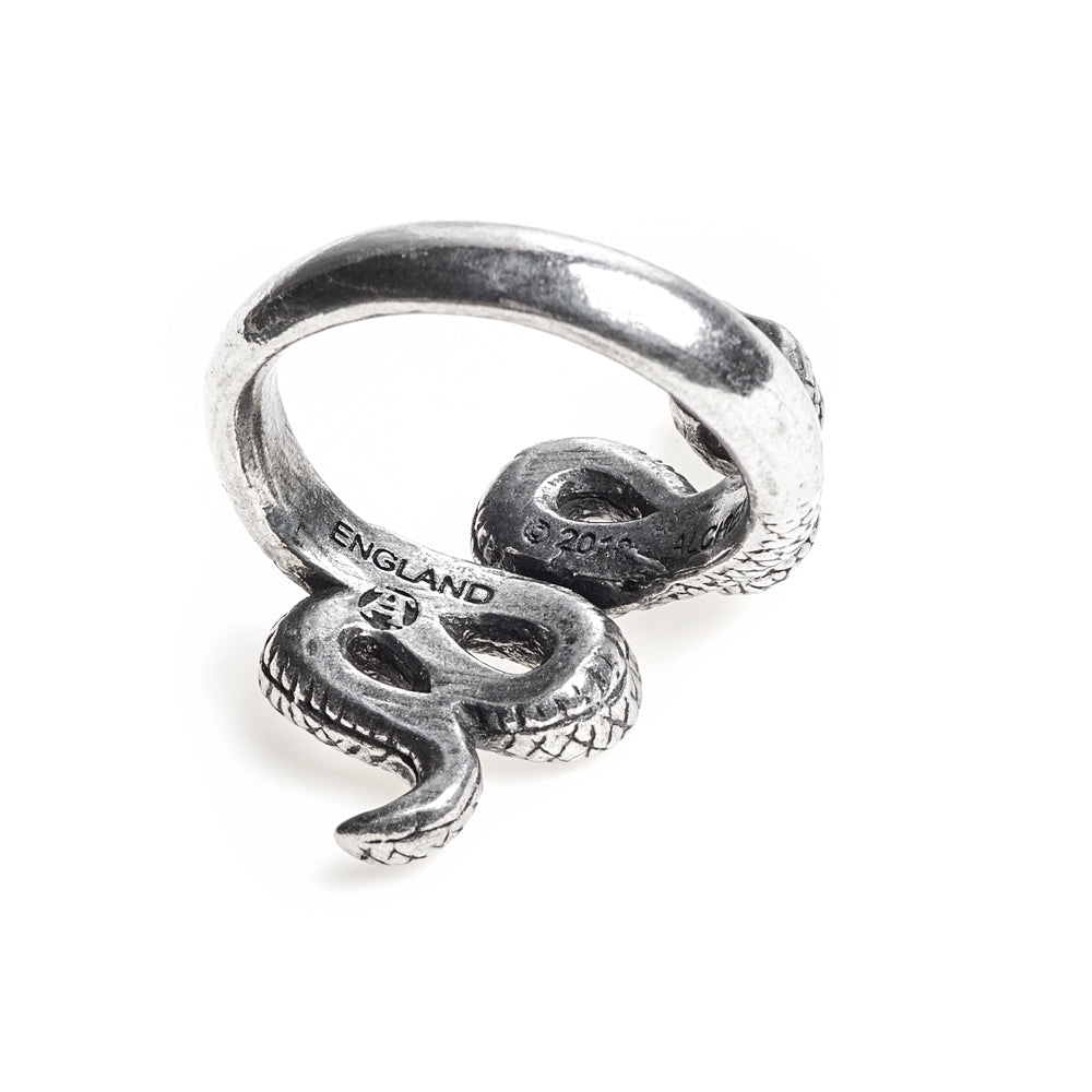 Alchemy Gothic Psalm 68 Ring