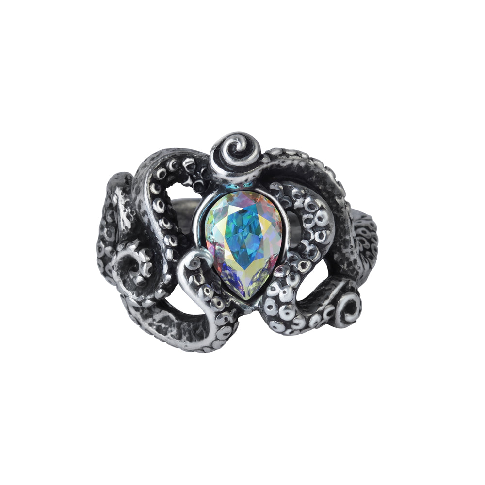 Alchemy Gothic Cthulhu Ring from Gothic Spirit