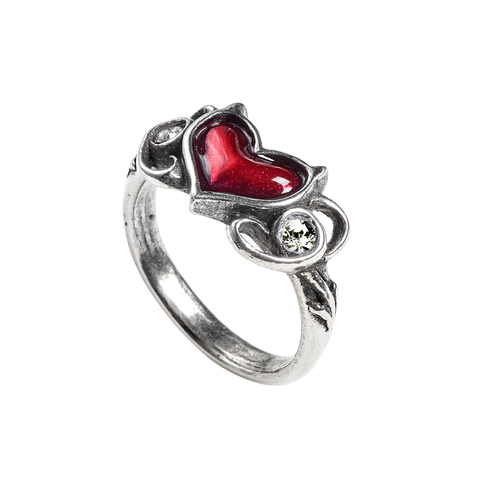 Alchemy Gothic Little Devil Ring from Gothic Spirit