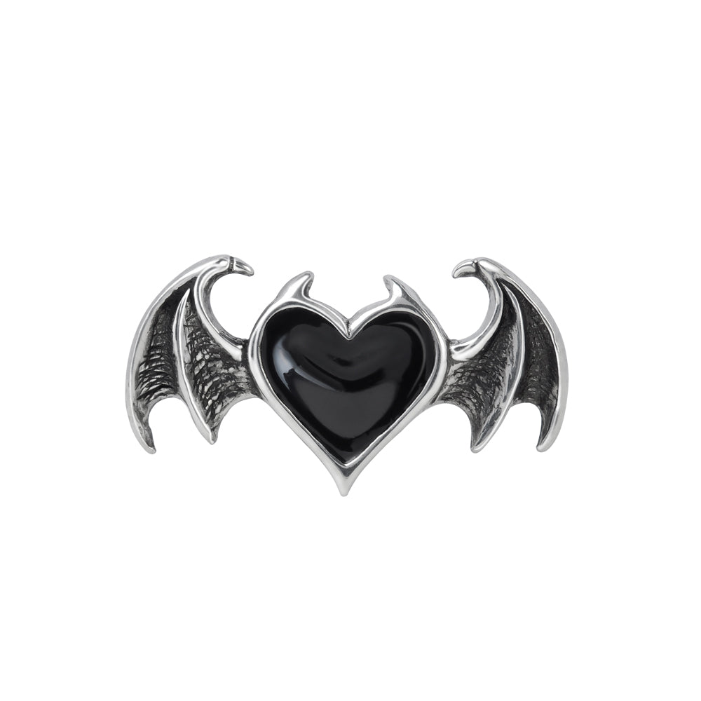 Alchemy Gothic Blacksoul Ring from Gothic Spirit