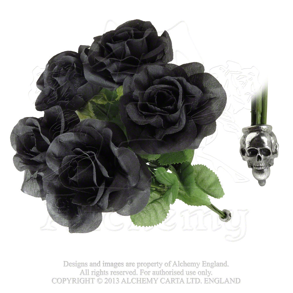 Alchemy Gothic Bouquet Of Rose from Gothic Spirit