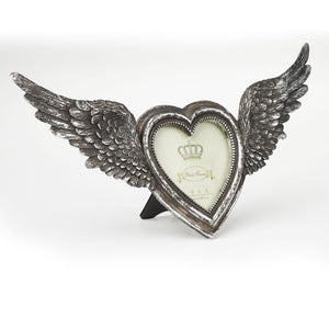 Shades Of Alchemy Winged Heart Photo Frame from Gothic Spirit