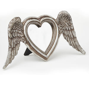 Shades Of Alchemy Winged Heart Mirror from Gothic Spirit