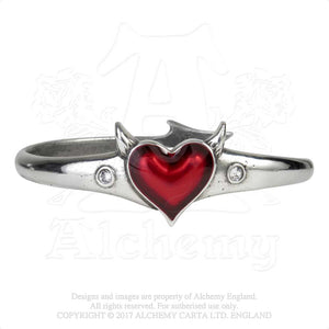 Alchemy UL17 Devil Heart Bracelet from Gothic Spirit
