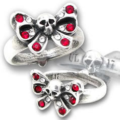 Alchemy UL17 Bow Belles Ring from Gothic Spirit