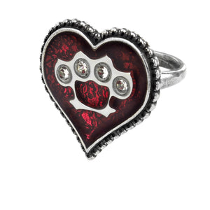Alchemy UL17 Tough Love Ring - Gothic Spirit