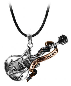 Alchemy UL13 Steel Guitar Pendant from Gothic Spirit