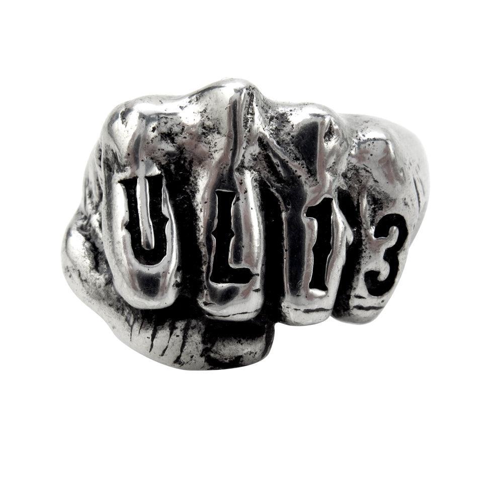 Alchemy UL13 Knuckles Ring from Gothic Spirit
