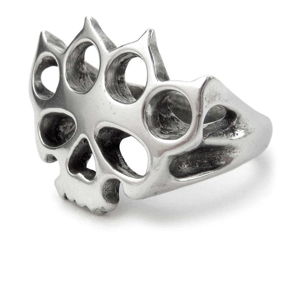 Alchemy UL13 Duster-Face Ring - Gothic Spirit