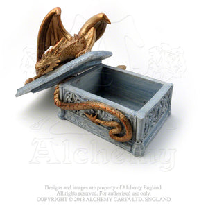 Alchemy - The Vault Draco Artorius Card Box - Gothic Spirit