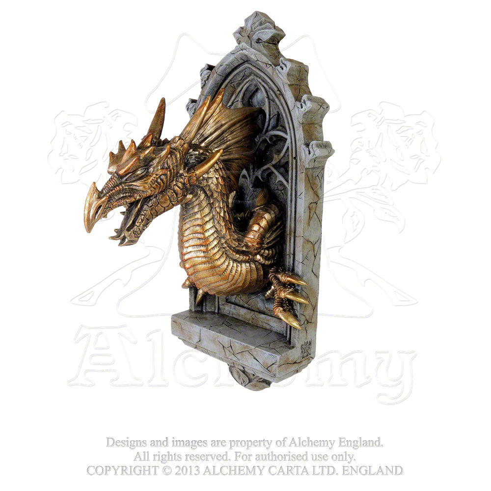 Alchemy - The Vault The Laidly Relic Decorative Wall Sconce from Gothic Spirit