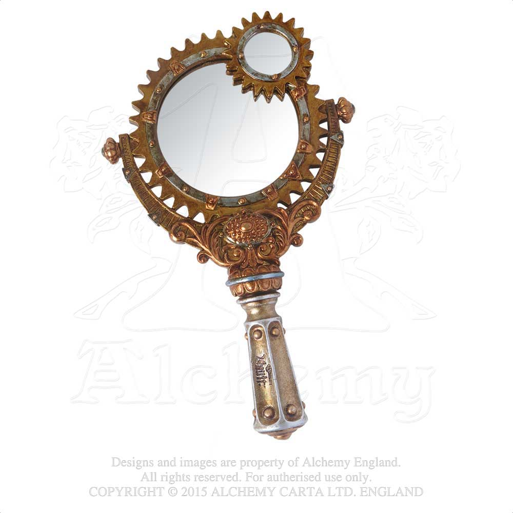 Alchemy - The Vault Lady Talbot's Retrospector Hand Mirror from Gothic Spirit