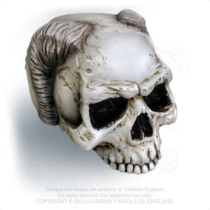 Alchemy - The Vault Angel of Hades Skull - Gothic Spirit