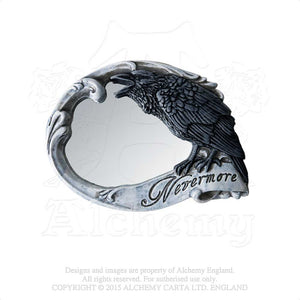 Alchemy - The Vault Nevermore Compact Mirror from Gothic Spirit